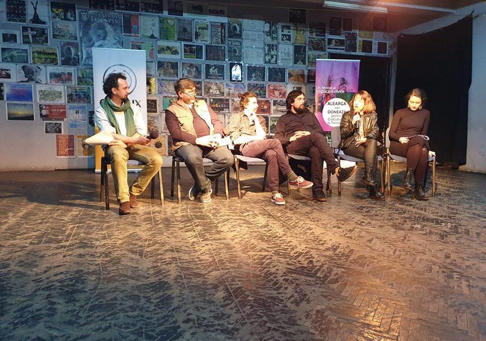 CivicTalk #4 – Civismul prin Teatru