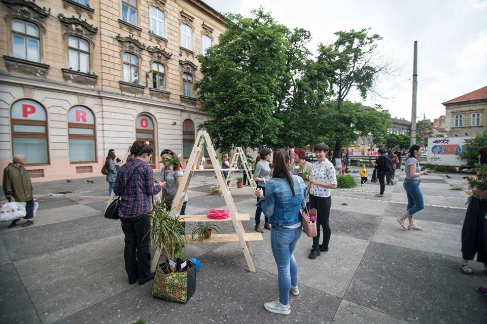 Invitație la dezbatere – CiviCultura in Piața Mocioni (Sinaia)