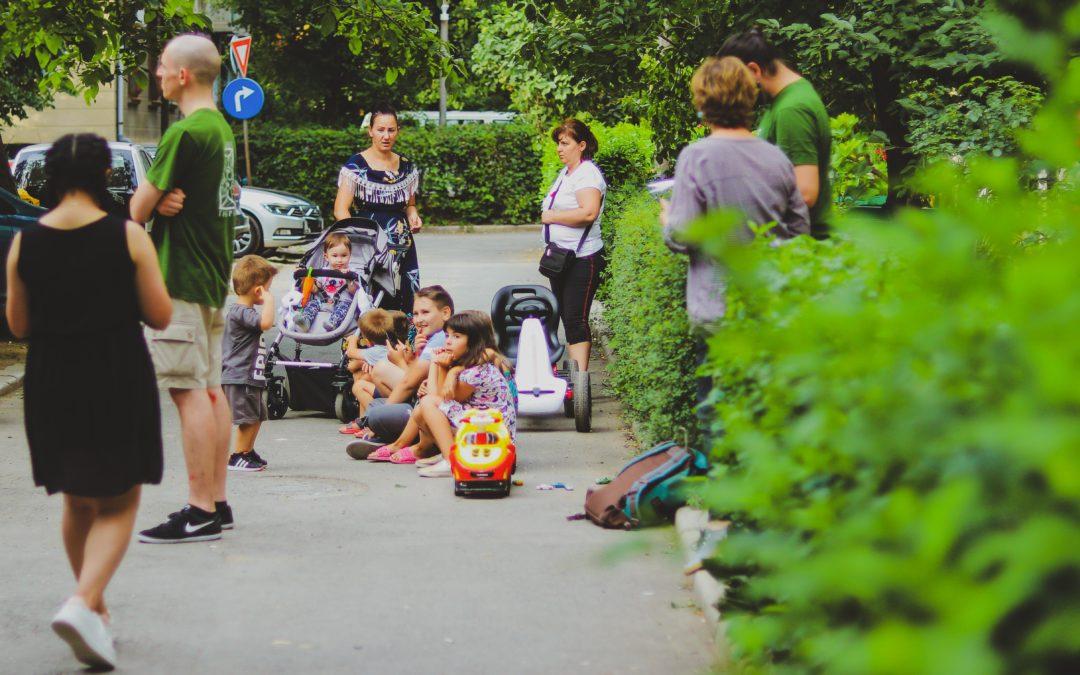 Poveștile cartierului #Aradului – Spațiul comun. Co-locuire și politici de tineret